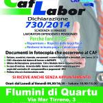 CAF LABOR FLUMINI - ADV per TOTEM Multimediale