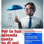 CONSULENZ@ IMPRESA SRL. Manifesto 100x140, Flyer DIN Lungo (9.8x21cm)e Spot TOTEM (Dicembre 2012)