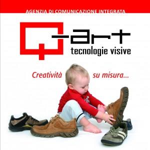 Q-ART. Pieghevole 2012 (Frontespizio)