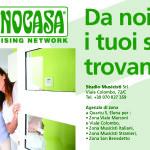 Tecnocasa Studio Musicisti - ADV per Magazine La Città in Tasca e TOTEM