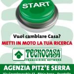 """TECNOCASA- Studio Quartello (Quartu S.E.). Studio e realizzazione campagna """"Metti in moto la tua ricerca"""" - Spot per Totem"""